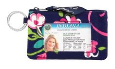 Zip ID Case | Vera Bradley