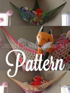 pattern    crochet stuffed animal   hammock    kid u0027s room toy storage by togetherinlove crochet toy storage hammock   free pattern   bringing back grandma      rh   pinterest