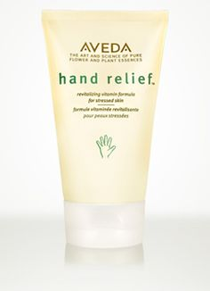 Hand Relief:  Incredible rich moisture therapy soothes dry, chapped hands- leaving them noticeably softer and smoother