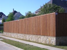 Stone Wall Fence | stone-wall-and-bob-fence