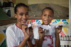Música e cidadania na favela do Cantagalo | Kickante
