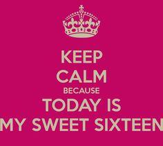 Sunday Funday  16  The Sweet Sixteenth