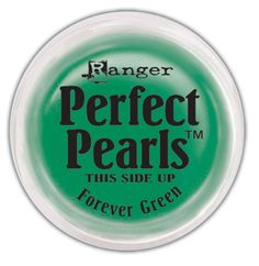 Ranger - Perfect Pearl - Forever Green
