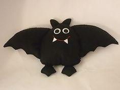 Morcego vampiro em feltro para o Halloween                                                                                                                                                                                 Mais