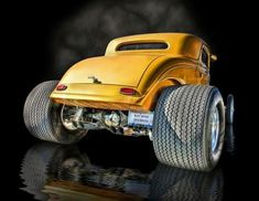 (1934 Ford Coupe Hot Rod)