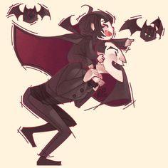 Mavis and Drac from Hotel Transylvania. Dracula Hotel Transylvania, Transylvania Movie, Disney Animation, Animation Film, What Is Color Theory, Pixar, Fanart, Disney Hotels, Old Cartoons
