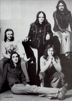 Genesis - Peter Gabriel - Phil Collins