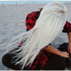 Mermaid hair, i really am thinking about dying my hair that color