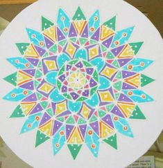Unique and Personal Mandala designs Please note this picture