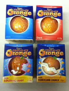 terry's chocolate orange | Terrys Chocolate Orange Popping Candy images