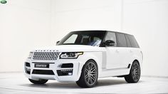 Land Rover SUV 2014 Pictures