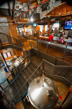Trail Head Brewing Company offers a variety of pilsners, stouts and ales, all of which are made on-site