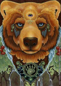 Ravynne Phelan -  Earth Spirit