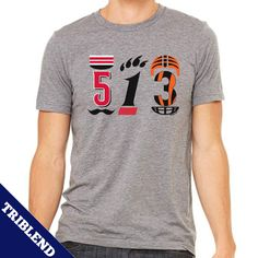 513 (cincinnati) premium tee Cincy fans! I love this shirt:)