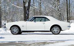1967 Chevrolet Yenko Super Camaro 450