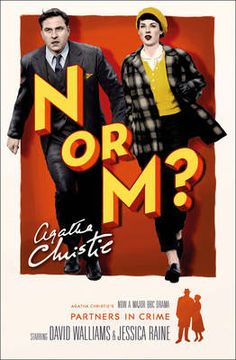 N or M?: A Tommy & Tuppence Mystery by Agatha Christie
