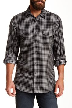 Fitted Fairbanks Regular Fit Shirt