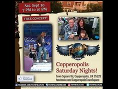 FAITHFULLY JOURNEY Rocks Copperopolis 9/30/2017  You've seen the incredible Jeff Salado pack Copperopolis Town Square for several seasons now -- with fans eager to hear those Perry-magic vocals... On September 30, experience an evening to remember with Jeff's new band Faithfully - the tribute that rocks the classics like no other!   WHERE: 100 Townsquare Road, Copperopolis, CA 95228 WHEN: 7:00 PM -10:00 PM: https://www.facebook.com/events/1786318798354710