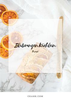 Dieses glutenfreie Blutorangen-Thymian Küchlein wird euch begeistern! Rezept -> ckahr.com