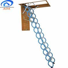 indoor drop down ladder Attic Access Ladder, Folding Attic Stairs, Loft Door, Hatch Door, Traditional Staircase, Small Attics, Attic Loft, Best Insulation, Wooden Case
