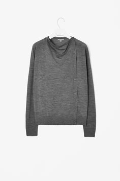 Folded front cardigan COSSTORES