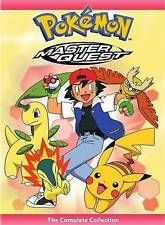 Pokemon: Master Quest - The Complete Collection (DVD, 2016)