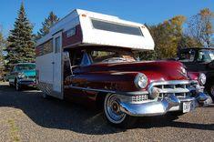 1951 Cadillac Camper by grizfan, via Flickr