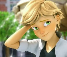 miraculous ladybug adrien - Google Search