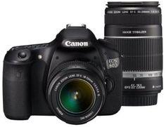 Amazon.co.jp|Canon デジタル一眼レフカメラ EOS 60D ダブルズームキット EF-S18-55mm/EF-S55-250mm付属 EOS60D-WKIT|カメラストア オンライン通販