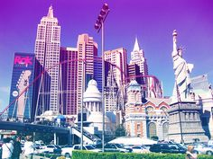 Las Vegas ny ny! Where we're staying!