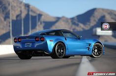 Corvette ZR1- the only true high performance sports car that is American made. Can't wait to get one!