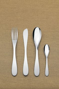 Wiel Arets - Eat.It * cutlery/flatware set - Alessi