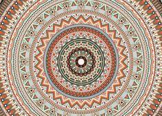 Mandalas by Tony Bamber