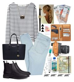 """The world is a book and those who do not travel read only one page."" by tamara-xox ❤ liked on Polyvore"