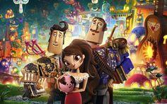 """El colorido largometraje animado """"The Book of Life"""", dirigida por el mexicano Jorge. R. Gutiérrez, tendrá secuela - http://j.mp/2sQ0YW7"""
