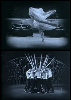 Dance of the Seven Veils: Alla Nazimova in the film SALOME (1923). Incredible production design by diva NATACHA RAMBOVA.