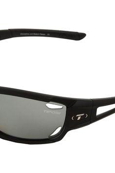 Tifosi Optics Dolomite 2.0 Polarized Fototec Smoke (Gloss Black/Smoke Polarized Fototec Lens) Sport Sunglasses - Tifosi Optics, Dolomite 2.0 Polarized Fototec Smoke, 1020600261, Eyewear Sport General, Sport Eyewear, Sport, Eyewear, Gift, - Street Fashion And Style Ideas