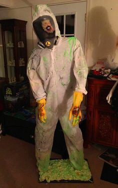 8' long Tentacle Arms: Tutorial - Blogs - Halloween Forum - Might ...