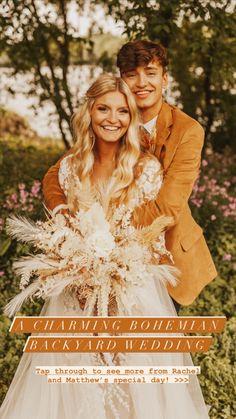 Boho Wedding, Rustic Wedding, Dream Wedding, Wedding Day, Wedding Flowers, Boho Inspiration, Wedding Inspiration, Never Getting Married, Wedding Planning Guide