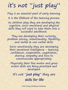 This week I have been reminded of the importance of child-centered play. I have been working with a patient who has needed me only to provi... Early Childhood Education, Name Search, Coding, Names, Play, Learning, Children, Child Development, Childhood Education