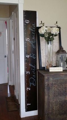 Hey, I found this really awesome Etsy listing at https://www.etsy.com/listing/203988995/custom-growth-chart-distressed-wood