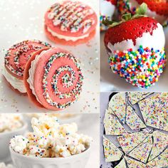desserts,sprinkles,colourful,delicious