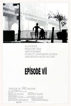 E se il regista del settimo episodio fosse stato Woody Allen?