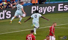 المنتخب البلجيكي يتأهل إلى ربع نهائي يورو…: المنتخب البلجيكي يتأهل إلى ربع نهائي يورو 2016 بعد هزيمة المجر باربعة اهداف رسمياً.