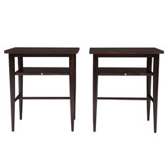 Paul McCobb Directional Tables - Dering Hall