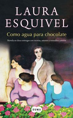 Como agua para chocolate (Like water for chocolate). Great book! You should all read it, you'll love it. It shows a lot from the Mexican culture and it even has recipes!!