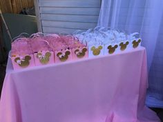 Minnie Mouse Birthday Party Ideas | Photo 6 of 22 | Catch My Party