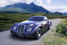New Bespoke British Auto with Vintage Charm   Yanko Design
