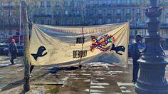 https://flic.kr/p/FxJshF | Paris Avril 2016 - 154 Place de la République