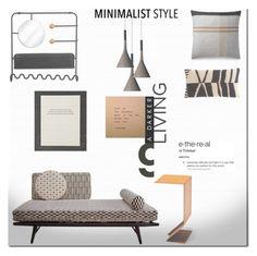"""A Softer View-minimalism"" by elleylove ❤ liked on Polyvore featuring interior, interiors, interior design, home, home decor, interior decorating, Foscarini, Gandía Blasco, Williams-Sonoma and Umbra"